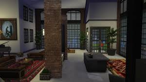 100 Penthouse Design Industrial The Sims Forums