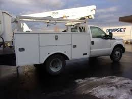 Ford F450 Bucket Trucks / Boom Trucks In Pennsylvania For Sale ...