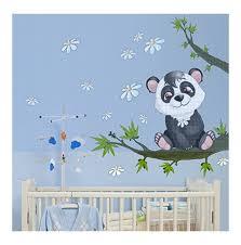 stickers panda chambre bébé bébé puériculture panda archives