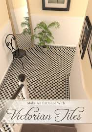 Our Victorian Mosaic Tiles Are Made Of Vitrified Porcelain Meaning That They Frost Proof And Extremely Hardwearing Making Them Perfect For Porches
