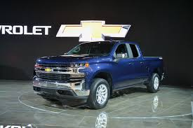 New 2019 Chevy Silverado Pickup: Planned For All Powertrain Types