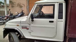 Used Mahindra BOLERO PICK UP BOLERO MAXI TRUCK PLUS 12433051116190658