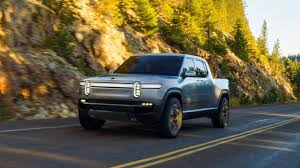 100 Truck Pick Up Rivian R1T Aims To Be First MassProduced OffRoad Electric Up