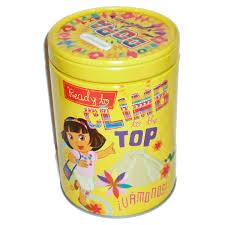 Dora The Explorer Kitchen Set by Dora The Explorer Kid U0027s Piggy Bank Round Tin Climbing U2013 Radar Toys