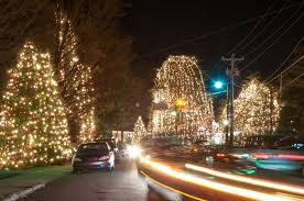 Christmas Light Displays in Raleigh Durham