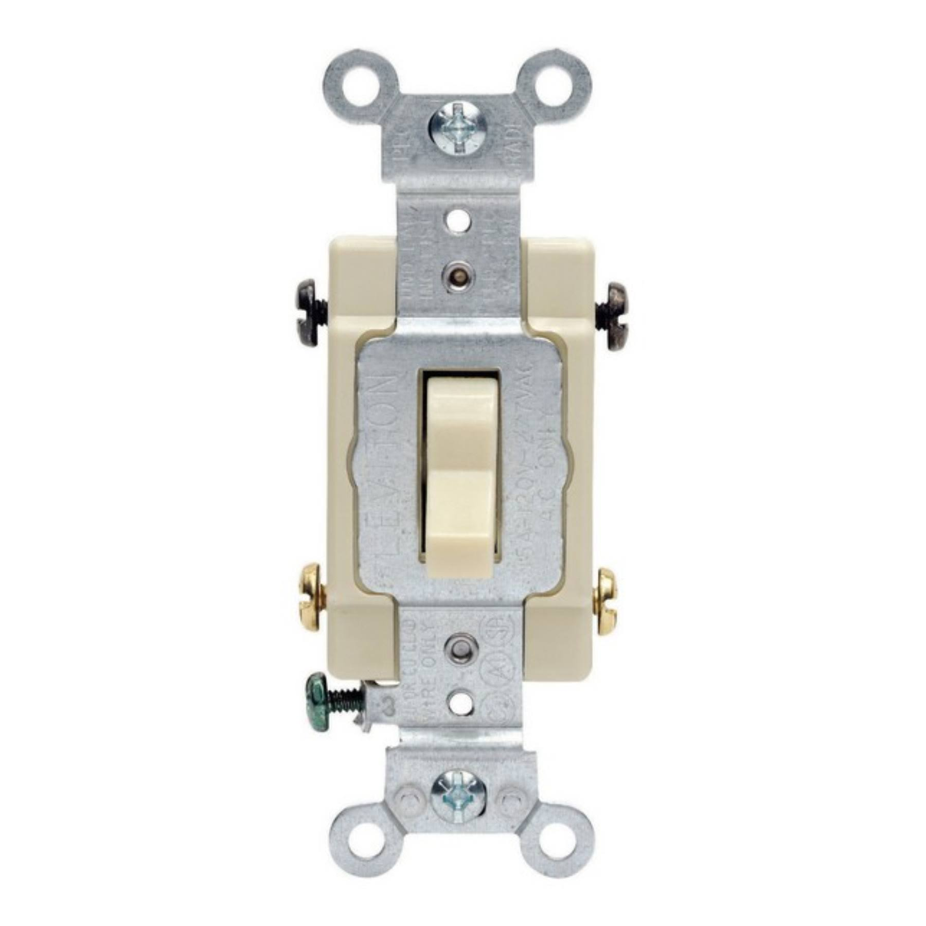 Leviton Commercial Grade Toggle Switch