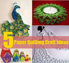 5 Amazing And Spectacular Paper Quilling Craft Ideas