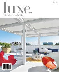 100 Interior Design Mag Luxe Azine Features DKOR 2015 INTERIOR DESIGN PRESS