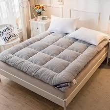 dicke bodenmatratze tatami gepolsterte matratze japanische doppel matratze atmungsaktive japanischen boden futon matratze futonbett matratze futon
