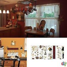 New CHEFS WALL DECALS Kitchen Chef Stickers Cooking Decor Cafe Decorations Quote