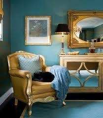 Contemporary Ideas Teal And Gold Bedroom Teal And Gold Bedroom For