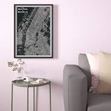 bild bild new york city 50x70 cm