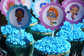 Bubble Guppies Cake Decorating Kit by Bubble Guppies Birthday Party Fun Savvy Sassy Moms