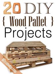20 Ways Of Turning Wood Pallets Into Unique Things For Your Home