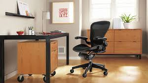Aeron Chair Used Nyc by Herman Miller Aeron Chair Open Box Size B Fully Loaded Hardwood