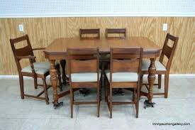 1930s Dining Room Furniture Table S Kitchen And Chairs Interior Decor Sets