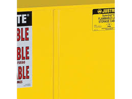 Justrite Flammable Cabinet 45 Gallon by Sure Grip Ex Flammable Safety Cabinet Cap 60 Gallons 2 Shelves
