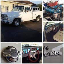 I Like Title Collage Of My Truck 1976 Dodge D100 Custom | Dodge D ... 1976 Dodge D100 For Sale Classiccarscom Cc11259 Crew_cab_dodower_won_page Restoration Youtube Dodge D100 Short Wide Bed Truck Other Pickups Dodgelover1990 Power Wagon Specs Photos Modification Dodge Ramcharger 502px Image 3 Orangecrush76 Wseries Pickup Bangshiftcom Sale On Ebay Is Perfection Wheels D800 Oil Distributor Item G3474 Sold S Super Bee Wikipedia Ram Truck 93k Actual Miles No Reserve Sunny Short Box Fleetside