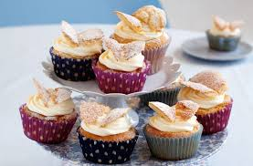 Rachel Allens Fairy Cakes