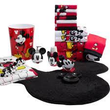 Red Bathroom Mat Set by Mickey Mouse Decorative Bath Collection Bath Rug Walmart Com