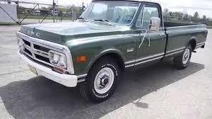 100 1970 Gmc Truck For Sale GMC 2500 Custom Camper Online Auction