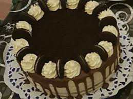 oreo cappuccino torte mit frischkäse mascarpone creme