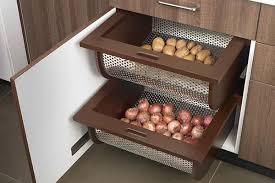 aufbewahrung kartoffeln in der wohnung in der küche