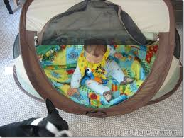 kidco peapod plus kids travel bed review giveaway gone mom