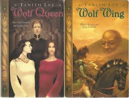 2 Books Of The Claidi Journals Wolf Tower Series By Tanith Lee