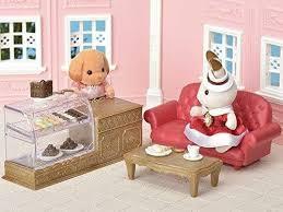schokolade lounge sylvanian familien epoche
