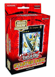 Yugioh Starter Deck Yugi Reloaded Opening by Amazon Com Yugioh Zexal 2011 Starter Deck Dawn Of The Xyz New