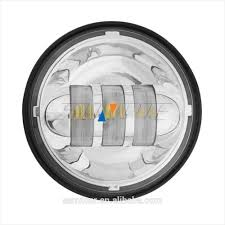4 5 inch led passing light fog ls for harley davidson auxiliary