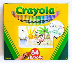 Crayola Bathtub Crayons Walmart by Crayola Doodle 4 Google 64 Count Box What U0027s Inside The Box