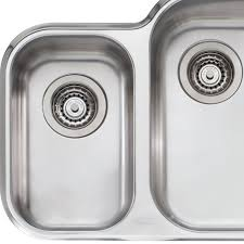 Oliveri Sinks And Taps by Oliveri Mo72u Monet 1 And 1 2 Bowl Undermount Sink Appliances Online