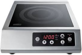 Summit SINC 1 13 Inch Portable Induction Cooktop with 1 Cooking