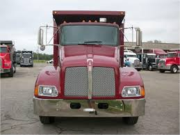 Kenworth Dump Truck Together With International Flatbed For Sale ...