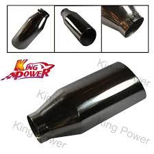 KP FREE SHIPPING New Chrome Stainless Steel Bolt On Truck Exhaust ... Best Chrome Exhaust Tips For Trucks Amazoncom My Truck Rolling Coal 12in Diesel Tip Youtube Patriot Exhaust H7321 Street Rod Megaphone Tip Chrome Pilot Automotive Ex1024 Omega Black Walmartcom Awe Tuning C7 Audi S7 40t Track System Car Auto Ppipe Grilled Shark Fin Stainless Steel Muffler Dual Round Double Wall Forward Slash Cut Tips Assured Company Blog 47784 Monster Single Exit Use With Mustang 212 Turndowns Restoparts Chevelle 196972 Oval Opgicom