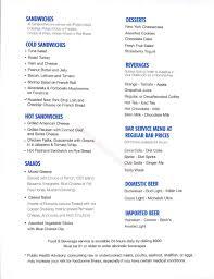 Celebrity Summit Deck Plan Pdf by Cruise Menus Cruise Ship Menus Dinner Menus Lunch Menus