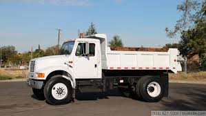 10 Yard Dump Truck International