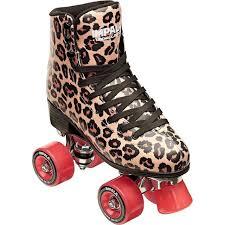 100 Roller Skate Trucks Impala Quad S Leopard Womens