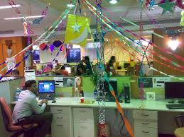Cubicle Holiday Decorating Themes by Collection Desk Decoration Ideas In Office Photos Home