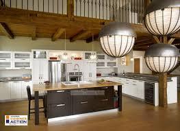 cuisine tendance cuisine et tendance photo cuisine blanche et couleurs claires