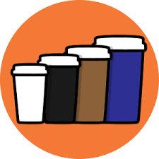 Coffee Cup Capacity Sizes