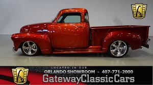 1954 Chevrolet 3100 5 Window Truck | Gateway Classic Cars | 505-ORD