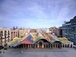 100 Enric Miralles Architect Santa Caterina Market Tagliabue EMBT