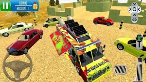 100 Truck Parking Games 2019 Parking Game Island Mountain Road