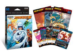 gaming bits dc deck building game crossover pack 5 the rogues