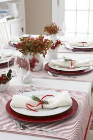 Kitchen Table Decorating Ideas by 363 Best Christmas Table Decorations Images On Pinterest