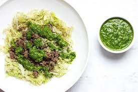 Go Raw Pumpkin Seeds Green by Pumpkin Seed Pesto Cabbage Pasta Paleo W Vegan Option Whole 30