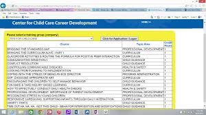 Aol Online Help Desk by Toclass Online Family Child Care Courses South Carolina